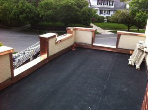 Flat Roofing Repair