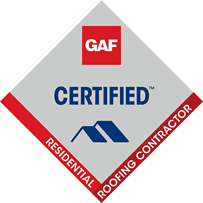 roofing Pros is GAF certified